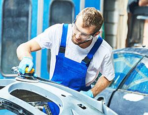 Mobile Paint & Dent Repairs - Brisbane - Buff and Polish Car