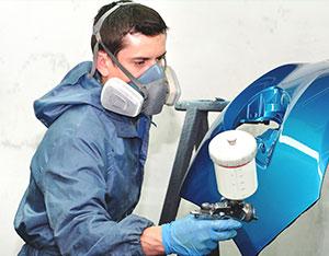 Mobile Paint & Dent Repairs - Brisbane - Bumper Repairs